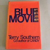 BLUE MOVIE by TERRY SOUTHERN 1st/1st 1970 hardcover