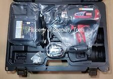 MAX USA RB518 CORDLESS REBAR TIER 14.4V BATTERY OPERATED RE BAR TYING TOOL