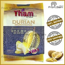 Freeze Dried DURIAN Monthong Thai King Fruit Naturally Snack - 30g (1.06oz)
