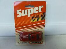 Matchbox Super GT Fire Rescue