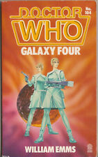 Doctor Who - Galaxy Four (4). GC++ 1st Target Books edition.