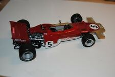 LOTUS TYPE 72C - 1/20 - EBBRO built