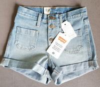 Damen Shorts LEVIS LEVI´S Orange Tab Short 32791-0001 W24