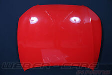 Audi RS5 8T Coupe 450PS Front Motorhaube Frontklappe in rot bonnet engine hood