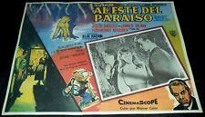 1955 East of Eden ORIGINAL RR MEXICAN LOBBY CARD Marlon Brando Elia Kazan A