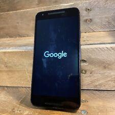 LG Google Nexus 5X 16GB Android Mobile difettoso Boot Loop morbido o guasto Hardware