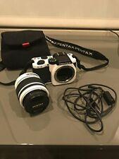 Pentax Digital Slr Camera K-01 Body White / Black K-01Body Wh / Bk
