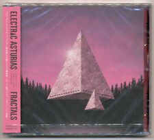 Electric Asturias - Fractals / Progressive Rock / Japan CD / NEW! Sealed! Rare!