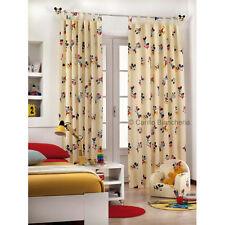 STORE TENTES MEUBLES CHAMBRE À COUCHER Disney mickey minnie COTON 140X290 cm