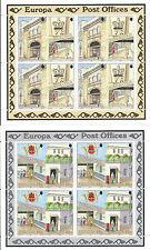 Gibraltar  EUROPA cept 1990 ** MNH - Mini pliegos / Sheets