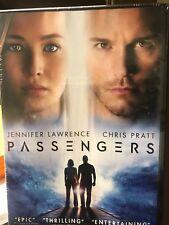 Passengers Jennifer Lawrence, Chris Pratt Dvd New Sealed