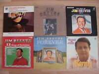 Jim Reeves,Ronny LP Sammlung Sehr gut Excellent