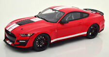 GT Spirit 2020 FORD SHELBY GT500 REd / White Stripe 1/12 Scale LE of 300 New!