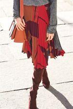 NEXT Tailored Multi Print Pleated Skirt 12