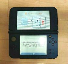 Nuevo Nintendo 3DS Ll Metálico Azul Consola Sistema 2014