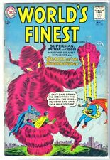 World'S Finest #133 Beasts of the Supernatural! Dc Comic Book ~ Vg