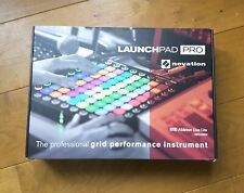 Novation launchpad pro. Unwanted gift. Never used, still in its box.