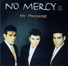 NO MERCY : MY PROMISE / CD - TOP-ZUSTAND
