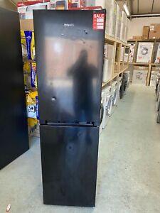 HOTPOINT HBNF 55181 B UK 1 50/50 Fridge Freezer - Black - CHEAP CHECK PHOTOS