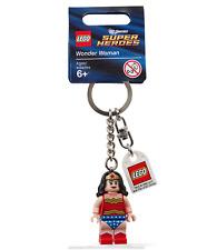 LEGO Super Heroes DC - Wonder Woman Keychain Keyring -  853433 - BNWT - AU