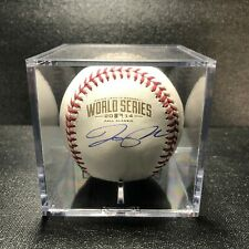 JOE PANIK Autographed World Series Signed Ball PSA DNA Certified Authentic