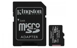 Kingston Technologie Canvas Select Plus Speicher Flash 128 GB Microsdxc UHS-I