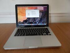 Apple Macbook 13 Core 2 Duo 2.53 GHz 4 GB 120 GB SSD – Mid 2009