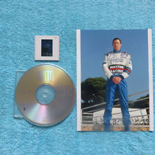 Colin McRae, Ford Martini-Racing WRC 1999 colour transparency, DVD,  plus image