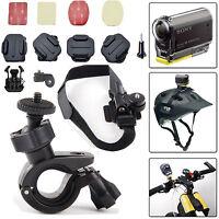Accessories Bike Handlebar Mount Kit for Sony Action Cam HDR AS100V AS200V AS30V