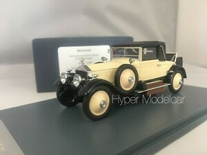 NEO SCALE MODELS 1/43 ROLLS-ROYCE SILVER GHOST DOCTOR COUPE' 1920 ART. NEO44244