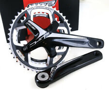 FSA Gossamer Pro BB386 EVO ABS Cyclocross Bike Crankset 46/36T 175mm N10/11s NEW
