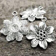 Blumen-Form & kugeln, Perlen aus Metall