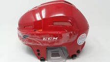 New CCM HTFL3DS Fitlite Hockey Helmet Adult Large in BOX Red