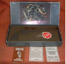 Kbi Armi San Marco 1851 Navy Brass Backpowder .44 Pistol Box & Paperwork