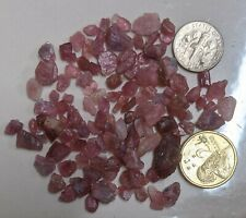 100 Carats Rough PINK TOURMALINE Gemstone Mineral Specimens   (#U400)