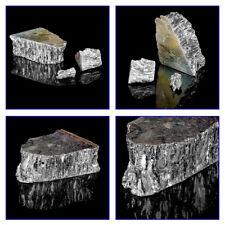 Neu 1000G Wismut metal Bismuth metal Ingot Chunk 99.99% Wismut reine Kristall