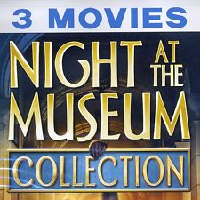 Night at the Museum 1 2 3 Collection, 3 movies 2017 DVD set, Battle, Secret Tomb