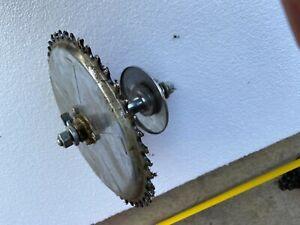 Schwinn Airdyne Fan Sprocket Assembly