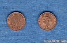 III République, 1871-1940 – 1 Centime Cérès 1886 A Paris SPL / FDC