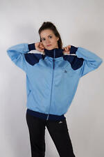 Puma Vintage Tracksuits Top Shell Sportswear Retro Sport UK 90s L Blue - SW2173