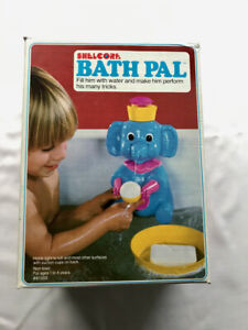 Rare Vintage 1980's Shelcore inc Bath Pal Children Baby infant toy