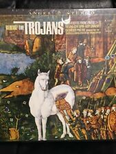 1965 BERLIOZ THE TROJANS - 2 LP GEORGES PRETRE PARIS OPERA - SIGILLATO