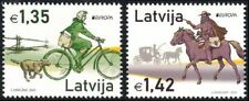 Latvia 2020 (05) Europe - Old Post Roads - Bicycle - Horse