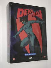 DEVILMAN   Serie Completa 8 DVD NUOVI - YAMATO VIDEO