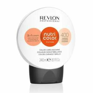 Revlon Nutri Color Filters 400 Tangerine 240ml