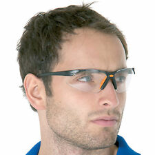 Box of 12 Spire Lincoln Lightweight Anti-Fog Safety Glasses Specs