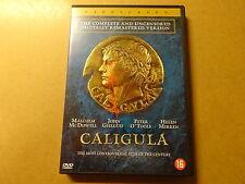 DVD / CALIGULA (MALCOLM MCDOWELL, JOHN GIELGUD)