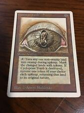 MTG Cyclopean Tomb English Unlimited magic reserved old school 93/94 Rare Look
