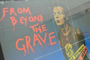 RaRe OriGiNaL SEX PISTOLS Sid from beyond the grave Punk PROMO Poster