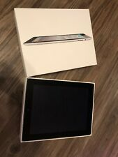 Apple iPad 9.7-Inch 2nd Gen. 32GB Black Wi-Fi MC770LL/A In Original Box No Cords